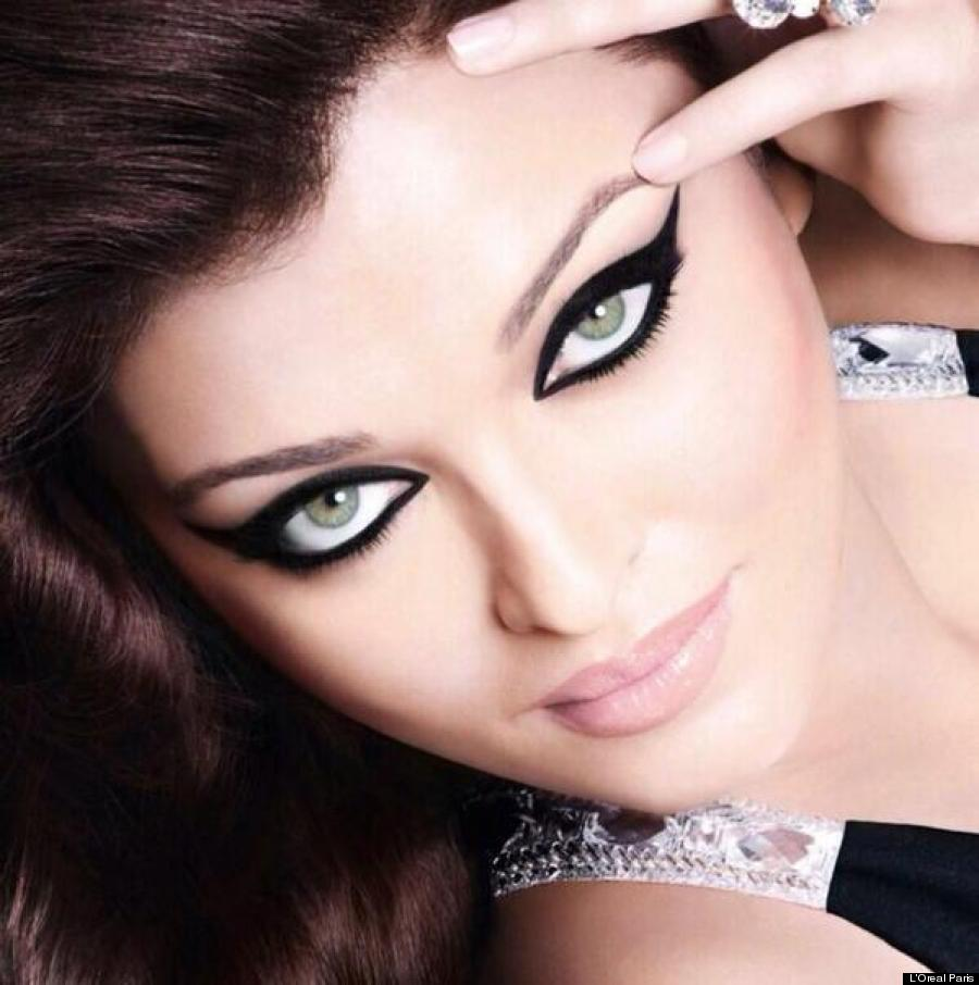 Aishwarya Rai Looks Beautiful In New Loreal Paris Ad Photos