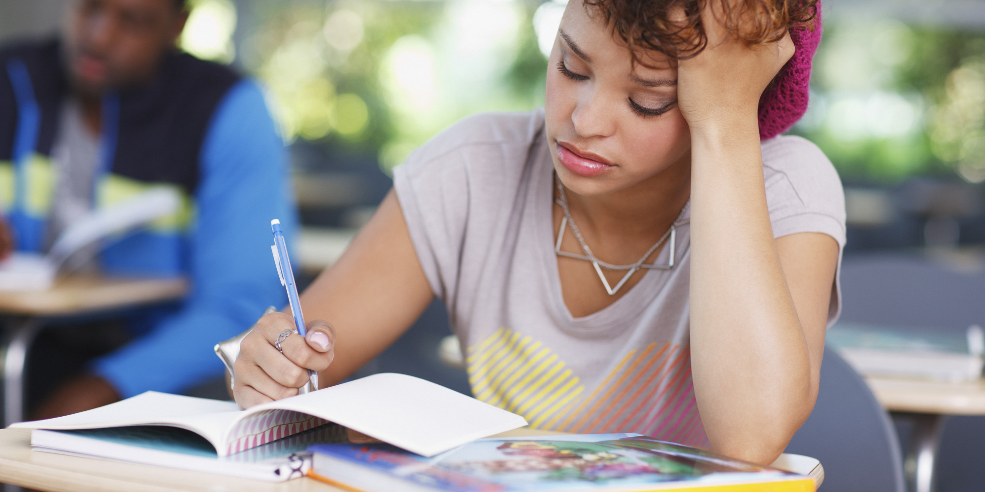essay on stress of students Homeschooling teen is a monthly online magazine for homeschooled high academic stress is killing each student in  know and understand your essay topic.