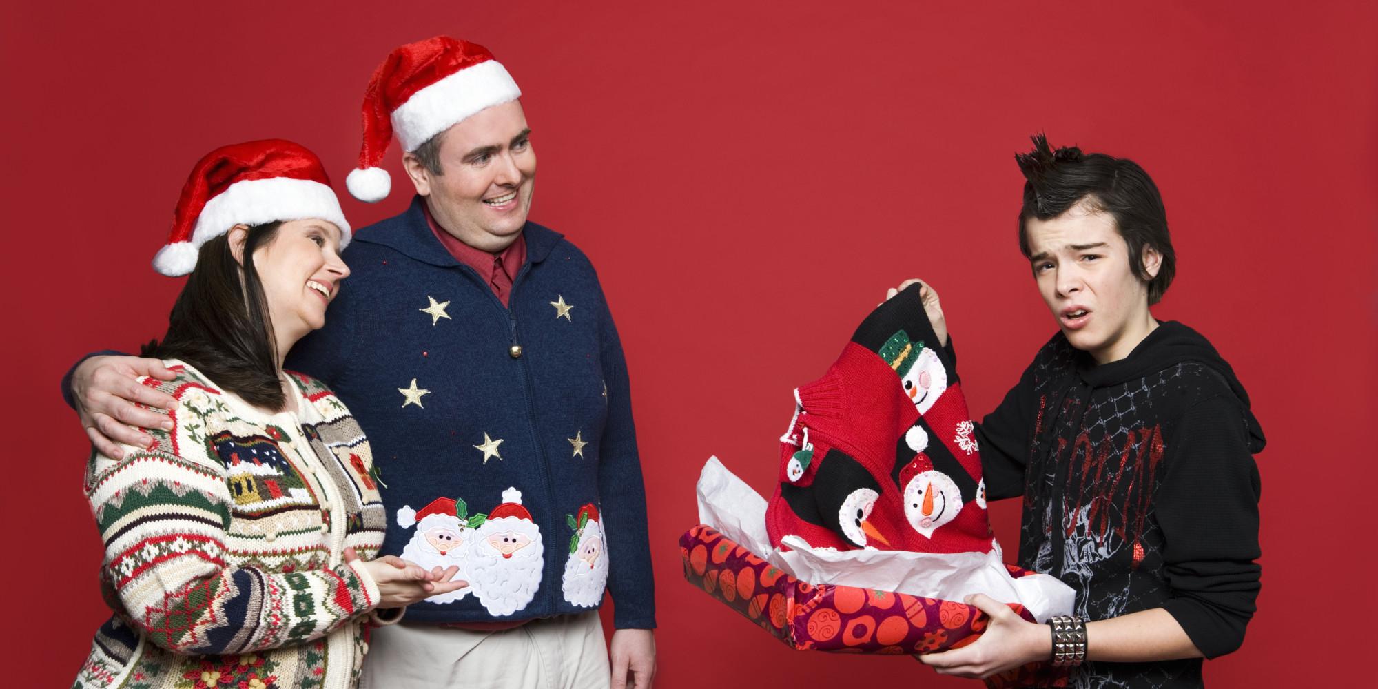 Bad Kids Christmas Gifts