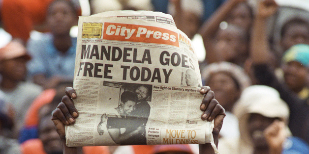 Nelson Mandela: A Life Told Through The Media
