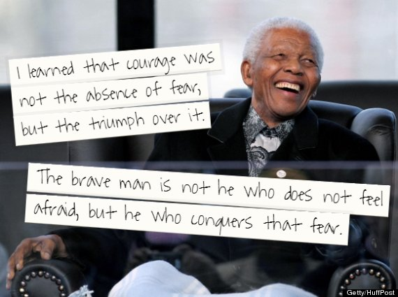Mandela Quotes Leader Nelson Fulfill Welovepictures Www