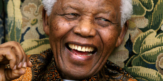 File photo dated 29/06/08 of former South African President Nelson Mandela during his meeting with Conservative Party leader David Cameron at The Dorchester in central London. Former South African leader Nelson Mandela has died at the age of 95, the country's president, Jacob Zuma, has announced.
