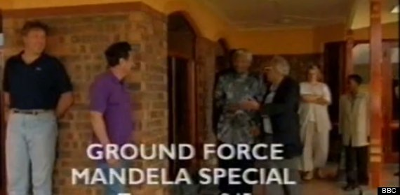 mandela ground force