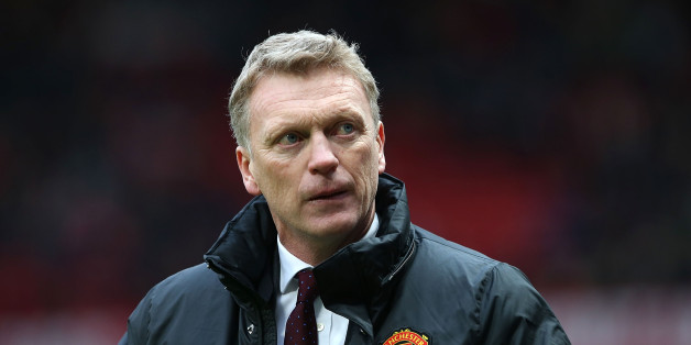 MANCHESTER, ENGLAND - DECEMBER 07:  Manager David Moyes of Manchester United walks off after the Barclays Premier League match between Manchester United and Newcastle United at Old Trafford on December 7, 2013 in Manchester, England.  (Photo by Matthew Peters/Man Utd via Getty Images)