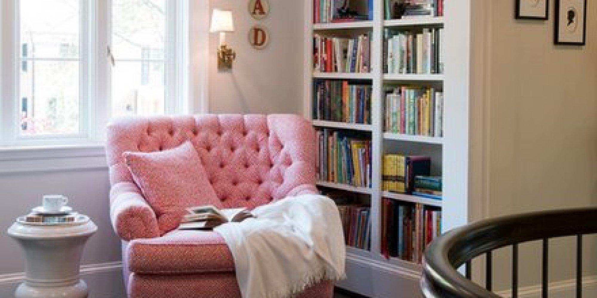 7 Reading Nooks To Inspire Your Sanctuarysunday Photos Huffpost