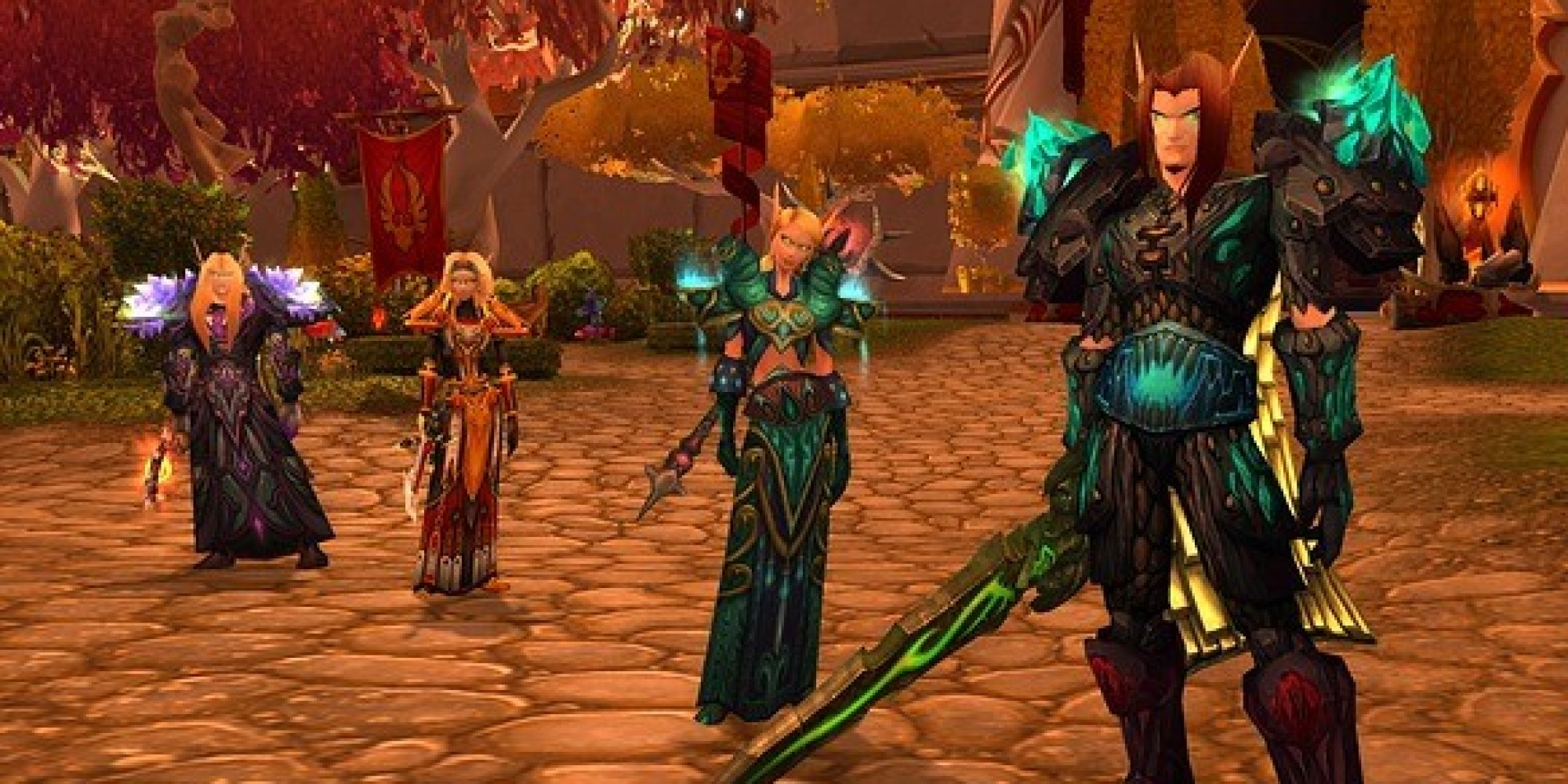 Doctor claims 40 percent of World of Warcraft players are addicted