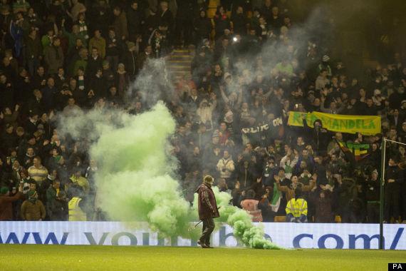 celtic green brigade
