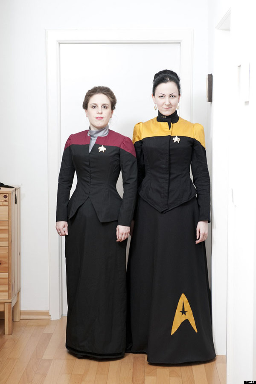 star trek dresses