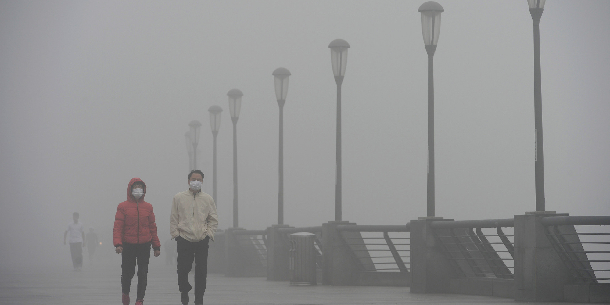 There Are Benefits To China's Smog, Chinese State Media ...