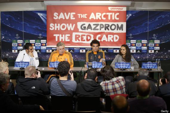 gazprom champions league