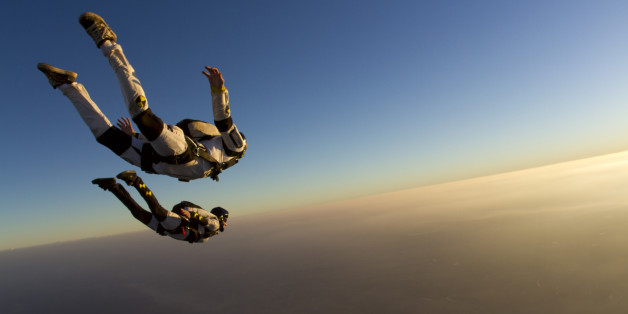 Skydiver Falls 9,000 Feet (And Survives!) After Parachute Becomes Tangled