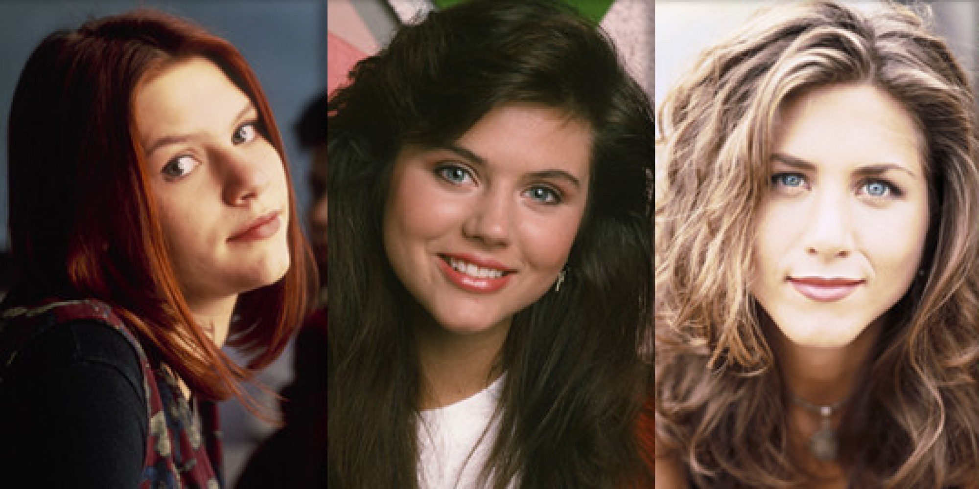 90s Short Hairstyles: '90s Hairstyles We Thought Were Absolutely Cool (PHOTOS