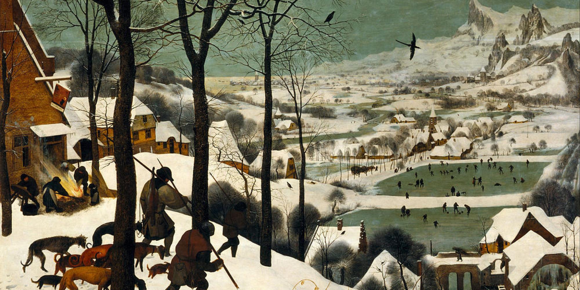 15 Of The Best Snow Scenes In Art