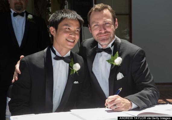 gay marriage australia