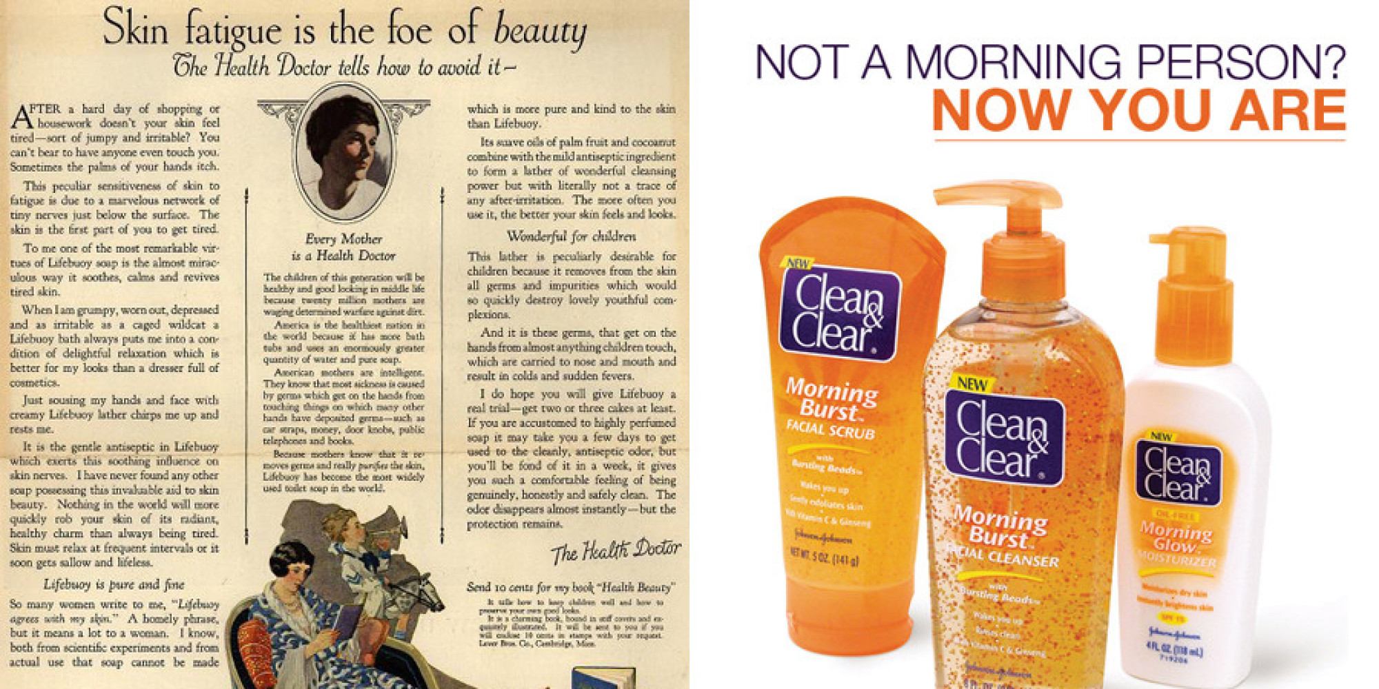 Beauty Ads Are Still Making The Same Promises They Did 50 Years Ago