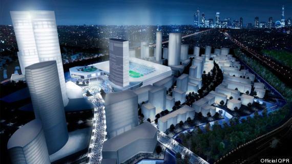 qpr new stadium plans