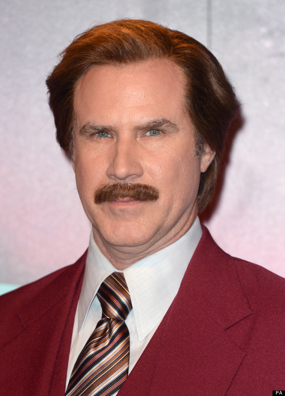 Will Ferrell Reveals Kanye West Misbehaved On 'Anchorman 2' Set