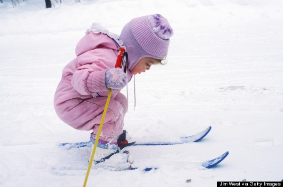 learn ski