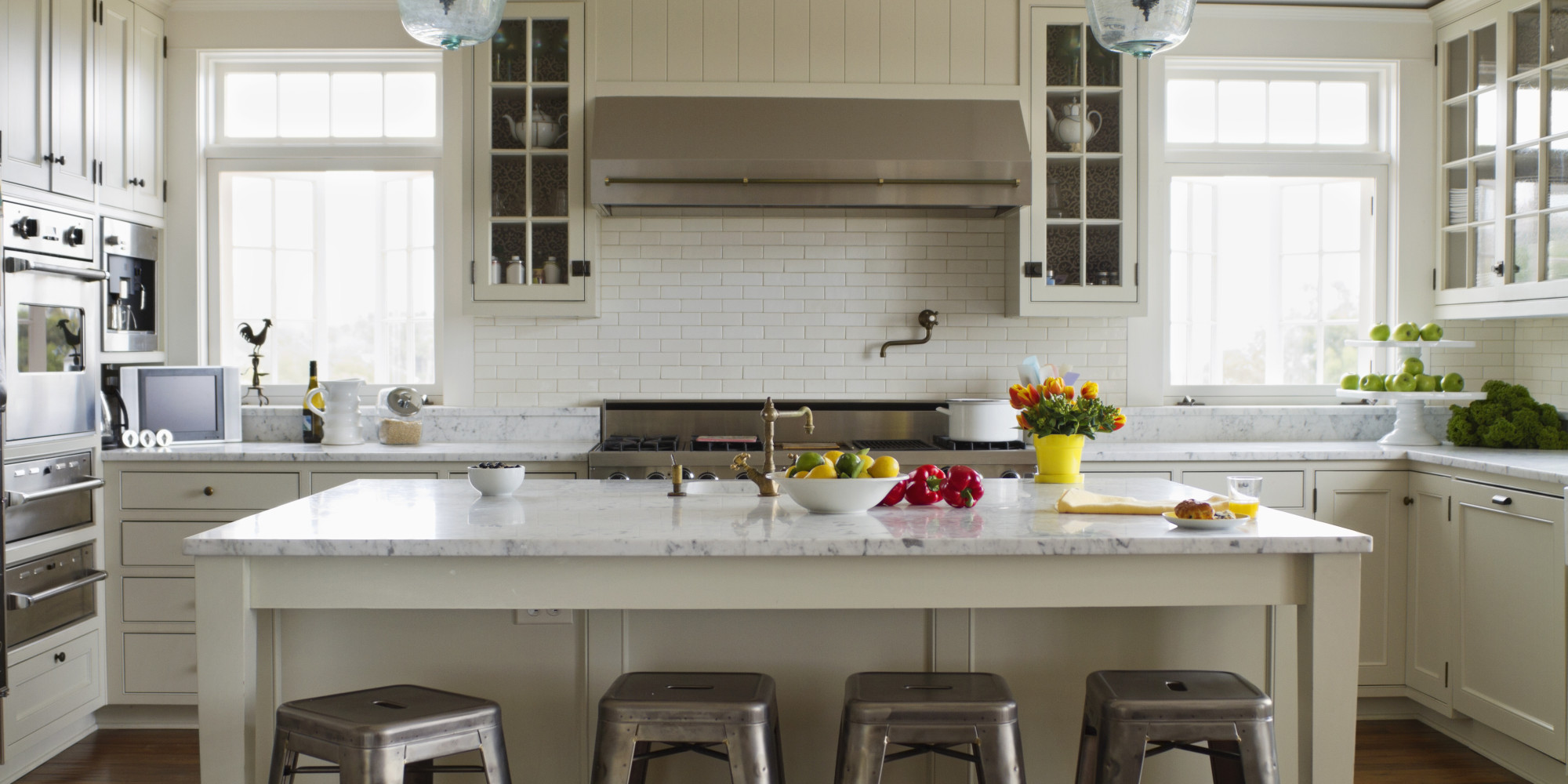The 3 Biggest Kitchen Trends Of 2014 Might Surprise You (PHOTOS) | HuffPost