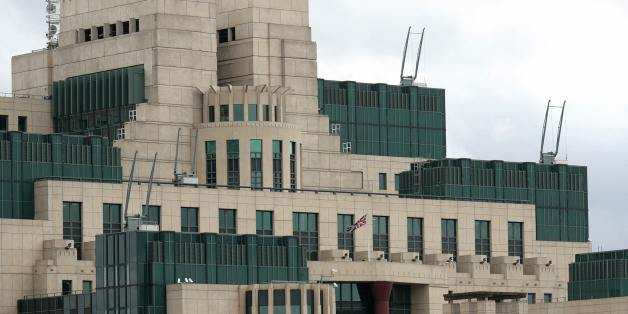 The MI6 building, which is the SIS (The Secret Intelligence Service) headquarter, is pictured at Vauxhall Cross in central London on March 3, 2009. AFP PHOTO/Shaun Curry (Photo credit should read SHAUN CURRY/AFP/Getty Images)