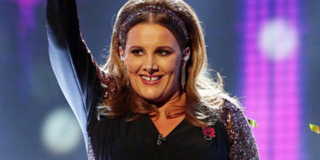 Sam Bailey in The X Factor