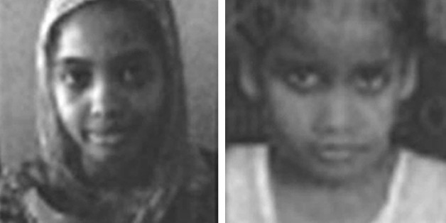 Scotland Yard are appealing for information to trace a missing six-year-old girl and her teenage aunt