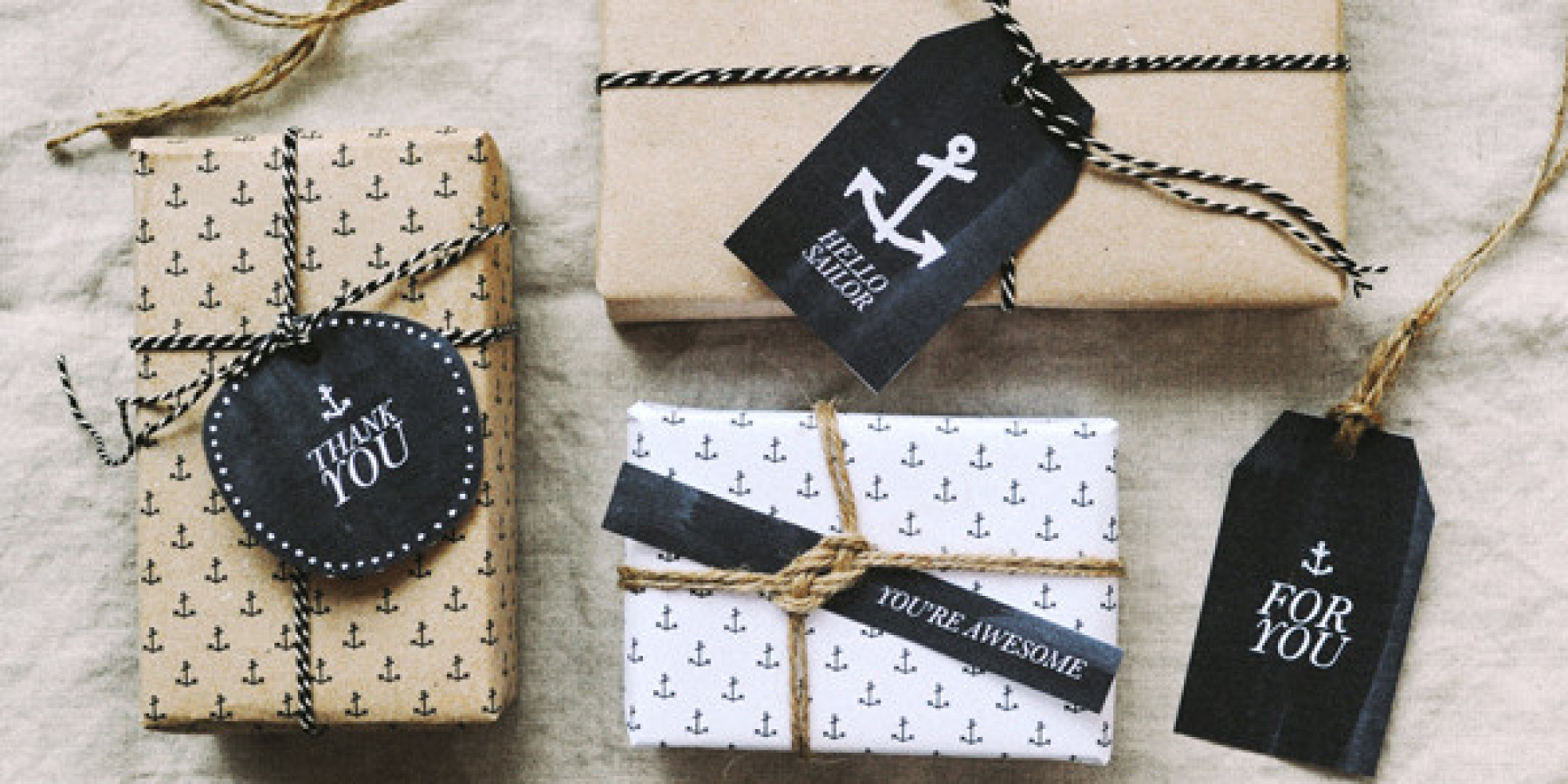 10 Creative Gift Wrap Ideas That Look More Complicated Than They Are
