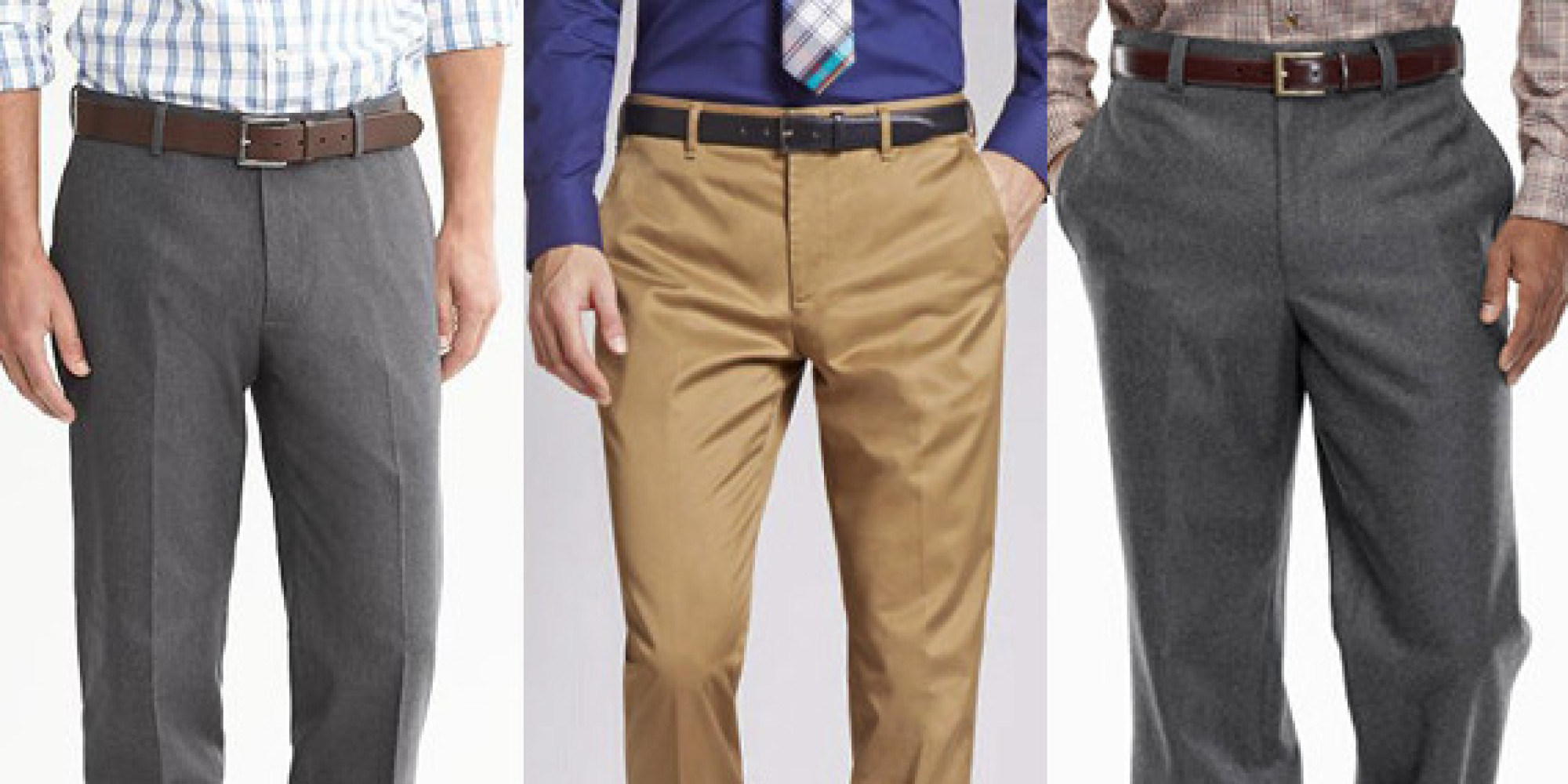 Relax Men Here Are 10 Clothing Items That Don T Need