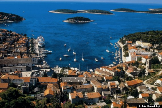 honeymoon croatia