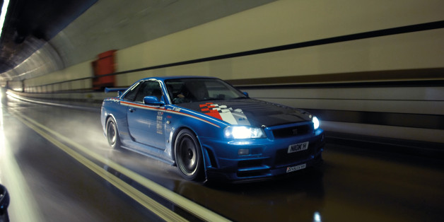 Paul Walkers Fast Furious Car Up For Sale HuffPost - Fast sports cars for sale