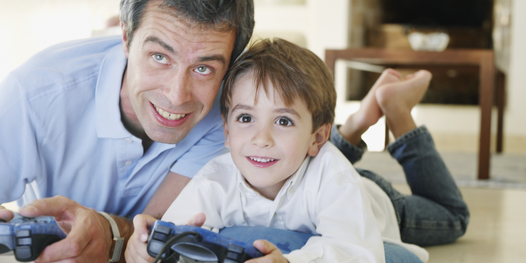 Image result for Playing Games with father