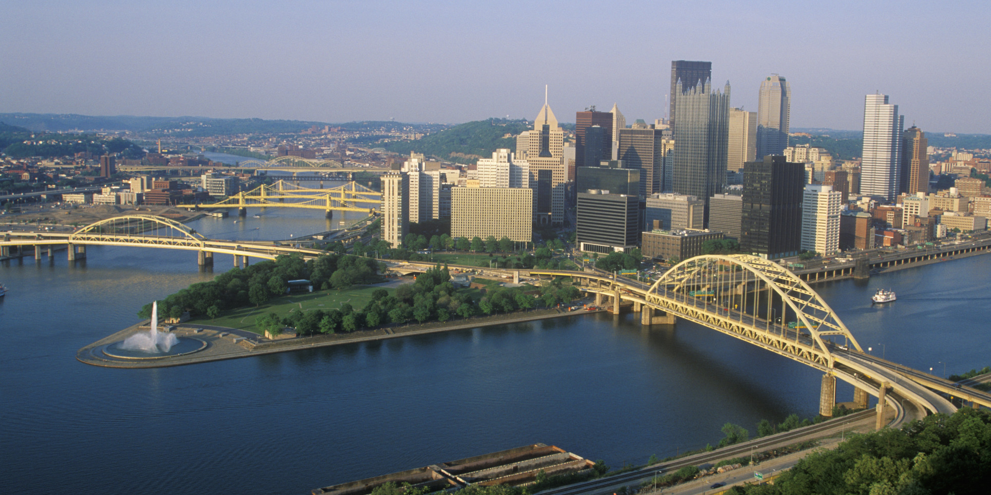 What Pittsburgh Can Teach The Rest Of The Country About Living ...