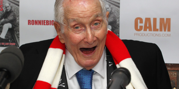 Ronnie Biggs has died
