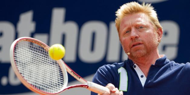 Boris Becker ist ab sofort Teamchef von Tennis-Star Novak Djokovic