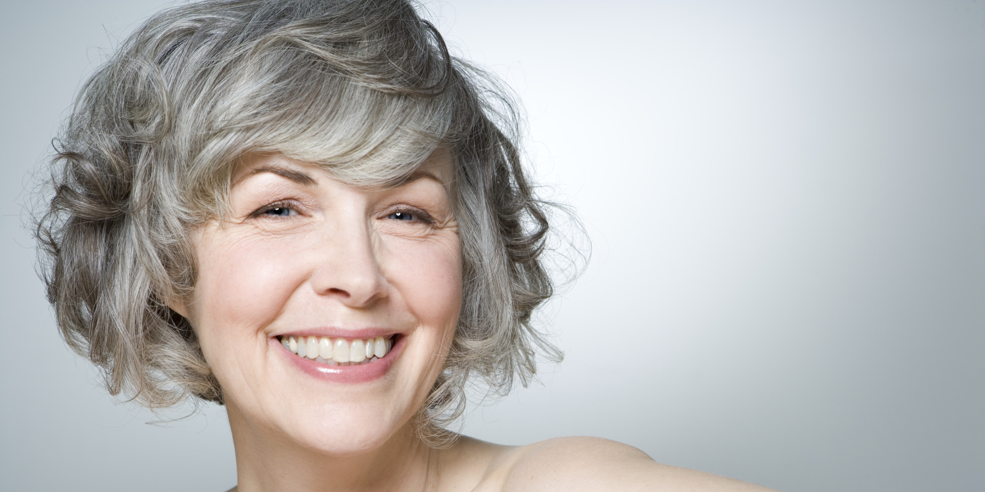 How To Go Gray Naturally | HuffPost
