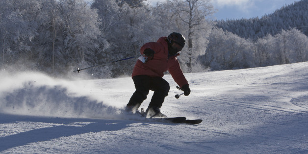 The Best Places To Ski East Of The Rockies