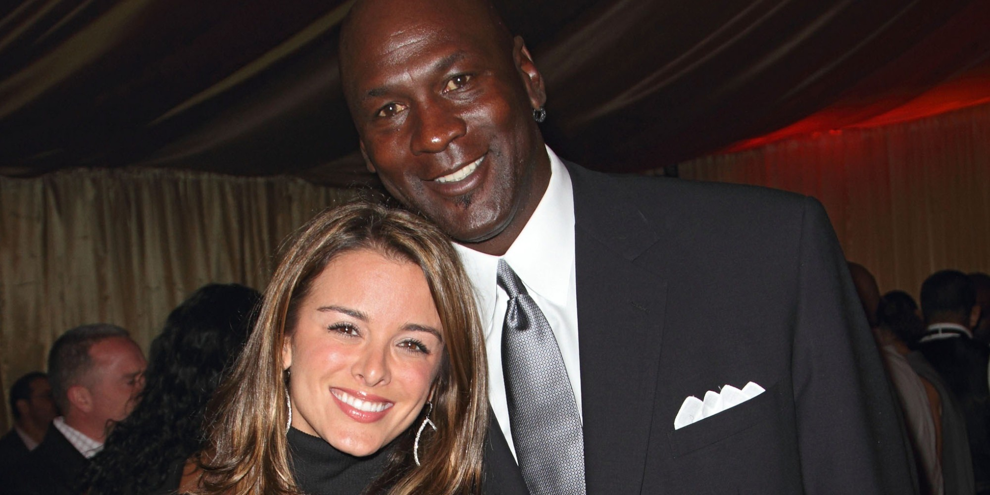 Michael Jordan And Wife Expecting Identical Twins Huffpost