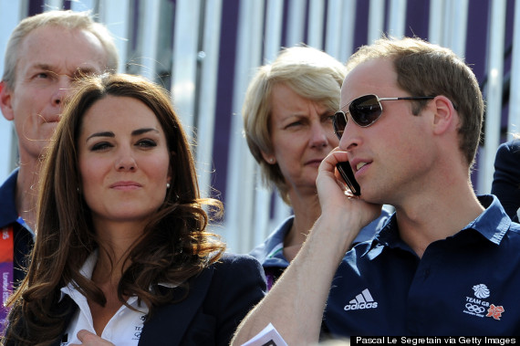 kate middleton phone
