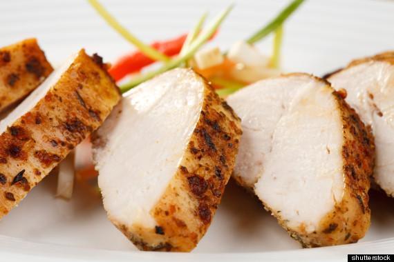 turkey slices