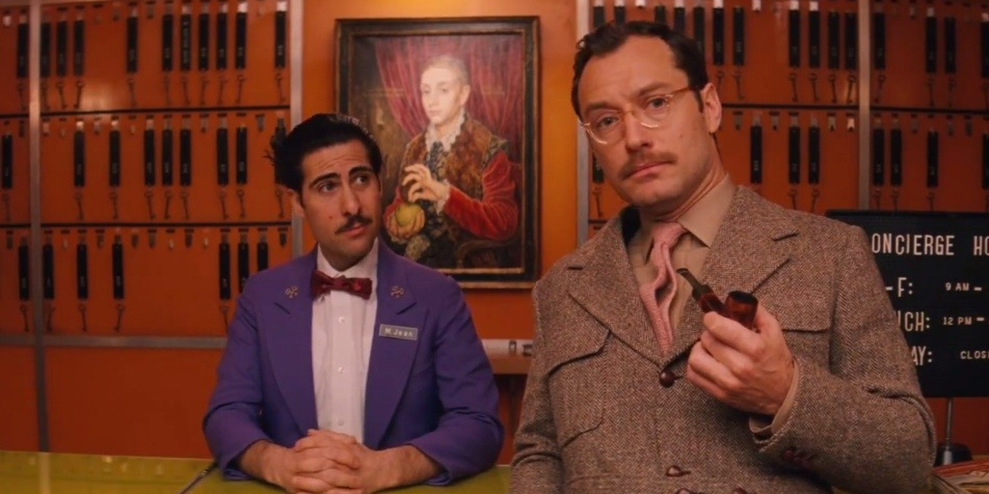 Grand Budapest Hotel Quotes Grand Budapest Hotel' Trailer Introduces The Cast  Huffpost