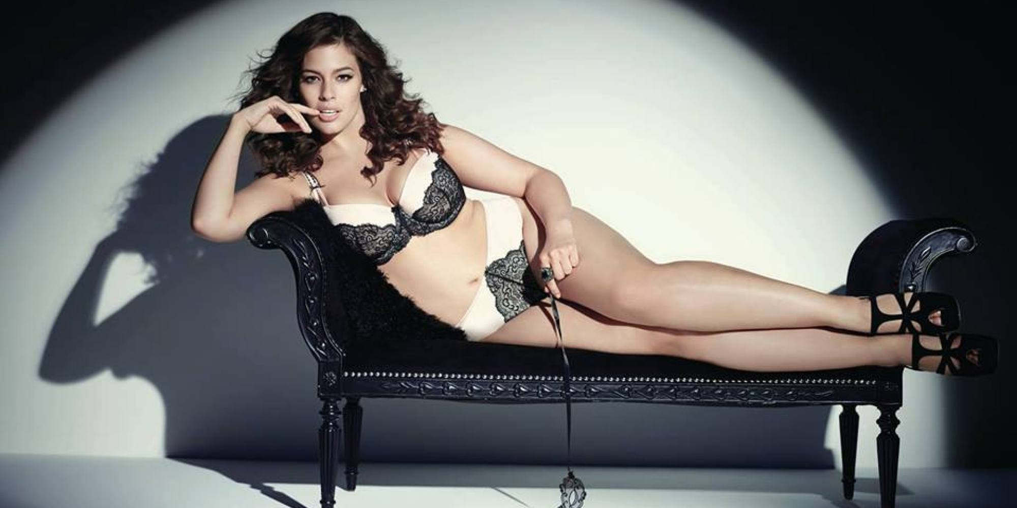 Ashley Graham Plus Size Model Is Poised For Breakout
