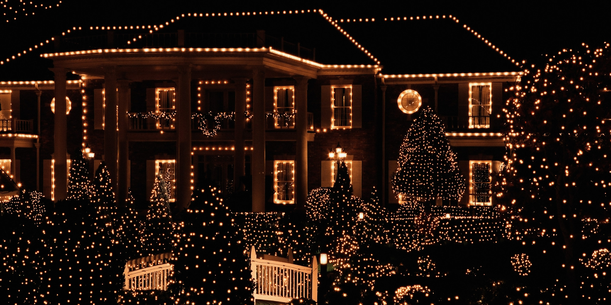 Must see neighborhoods for holiday lights huffpost aloadofball Images