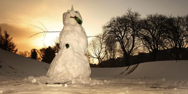 White Christmas hopes raised