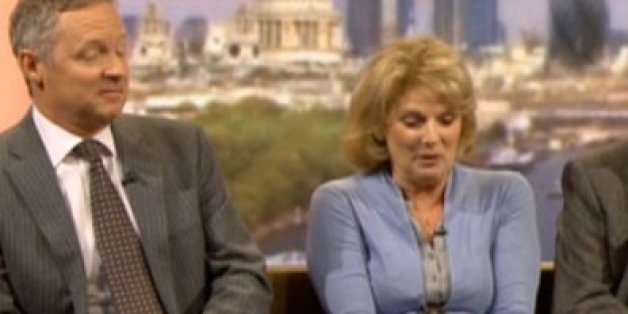 Anna Soubry on the Andrew Marr Show