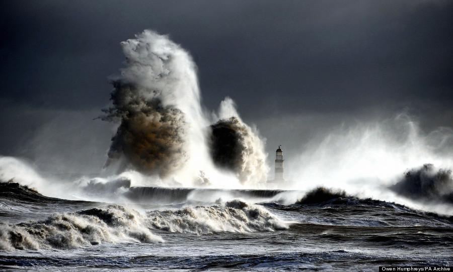 seaham wave