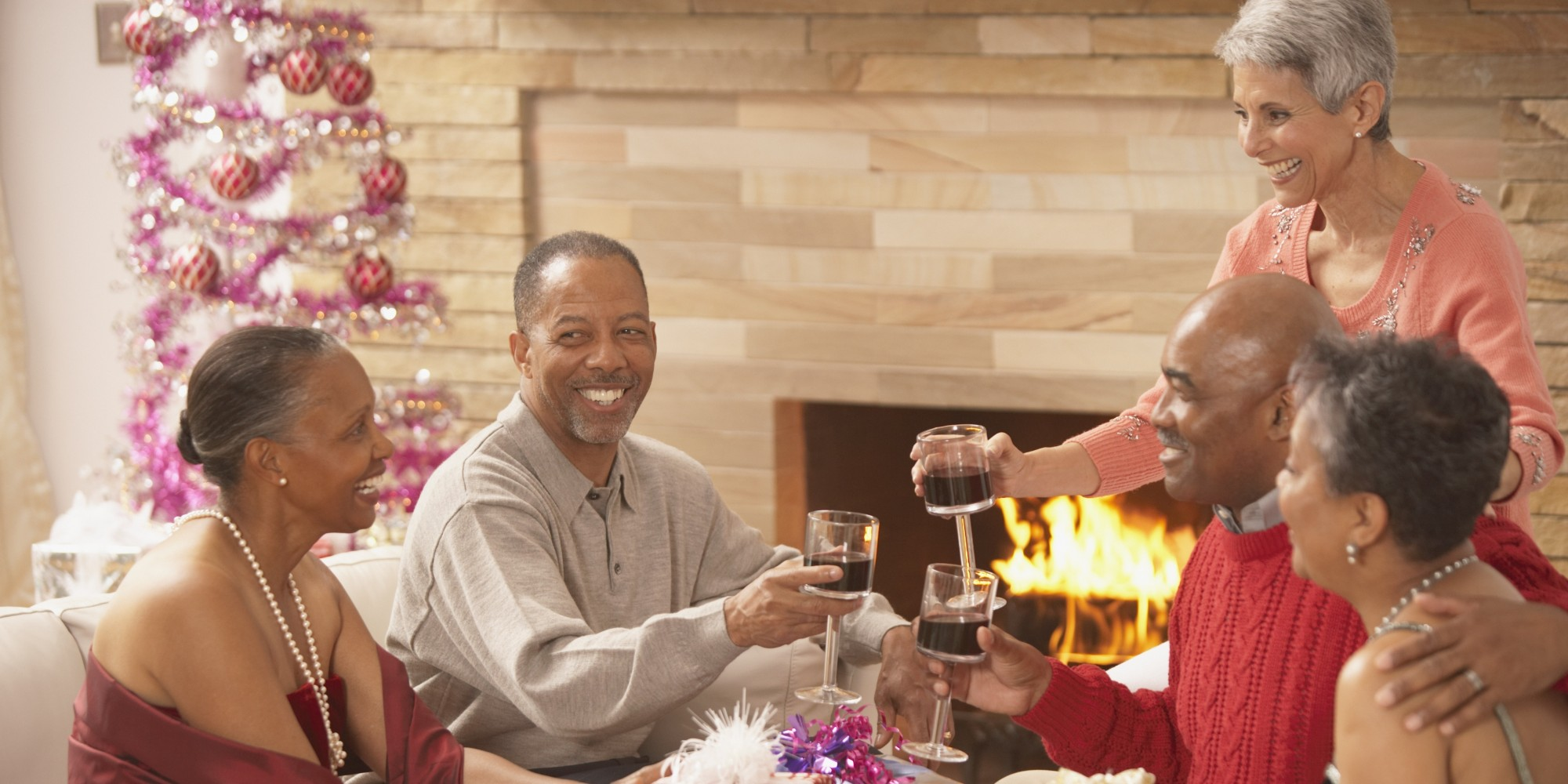 the 18 essential ingredients for a perfect family christmas huffpost - Black People Christmas