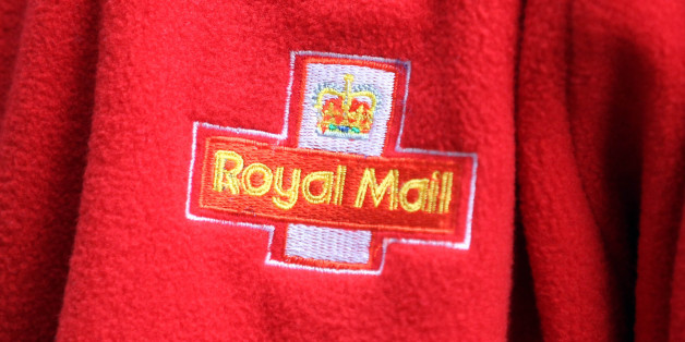 File photo dated 09/10/13 of a Royal Mail logo as the company joined the stock market's list of elite companies after a privatisation that has seen its value soar by 80\%.
