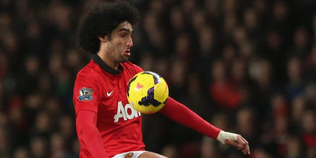 Marouane Fellaini Injury Makes A Midfielder Essential For Manchester United In January