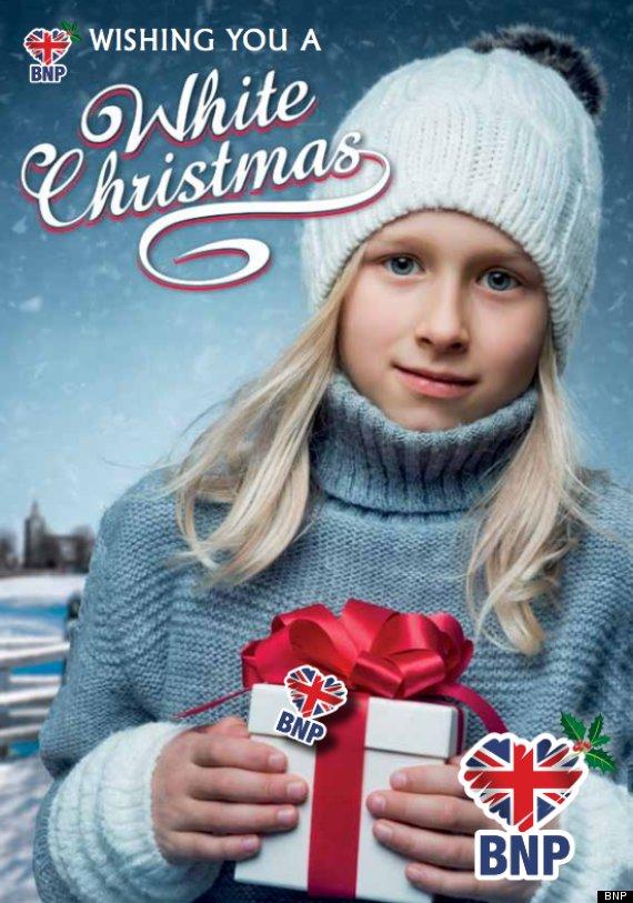 bnp christmas card