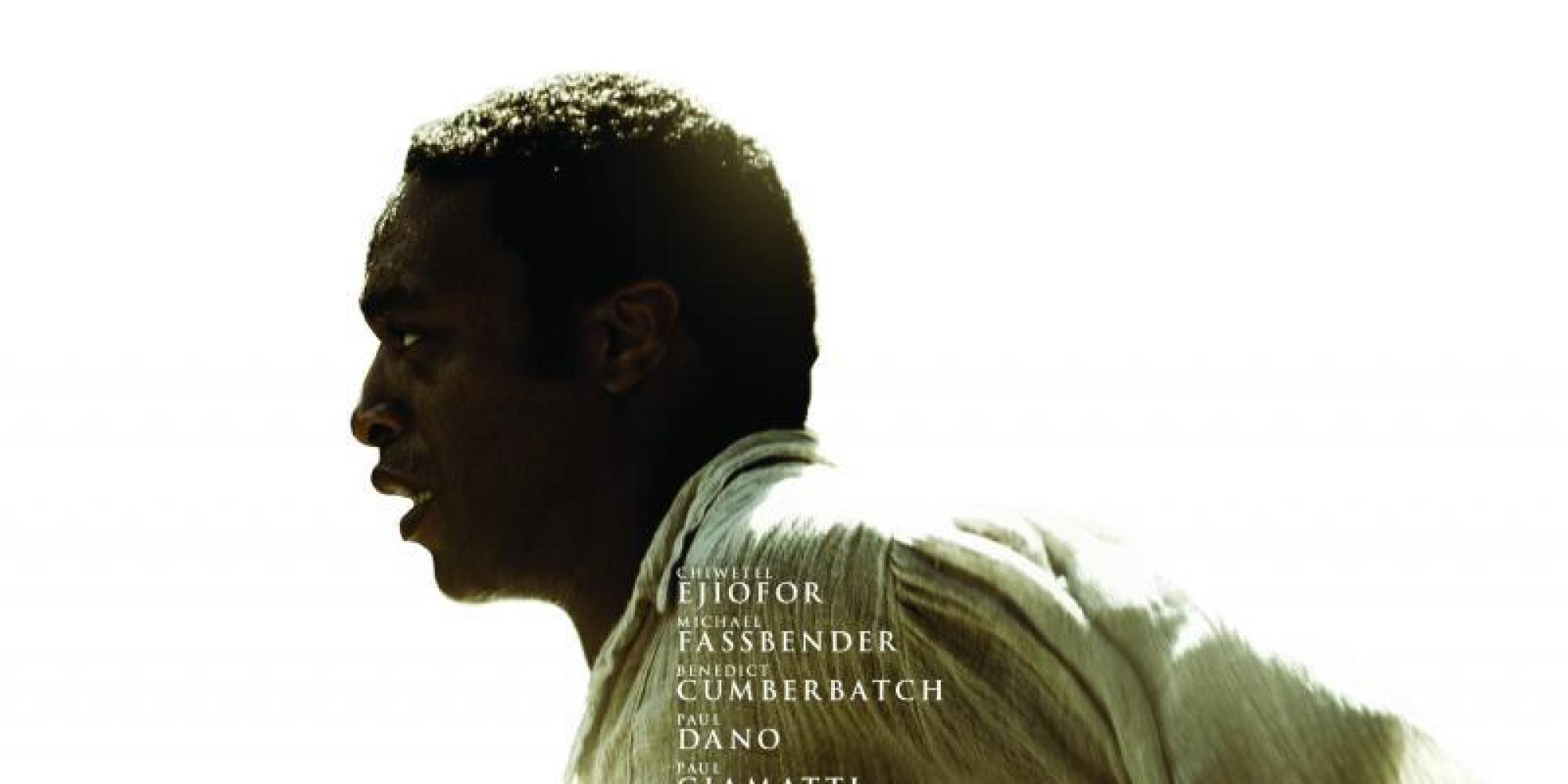 italian 12 years a slave poster ignores star in favor of